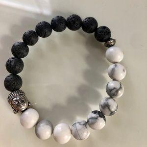 Volcanic Rock Diffuser Bracelet